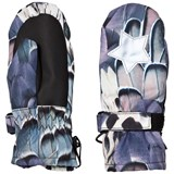 Molo Fine Feather Print Mitzy Mittens