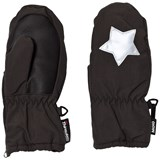 Molo Igor Mittens Pirate Black