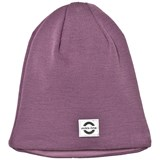 Mikk-Line Very Grape Wool Hat