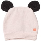 The Bonnie Mob Pale Pink Hat With Ears