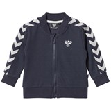 Hummel Kids Blue Nights Istind Zip Jacket