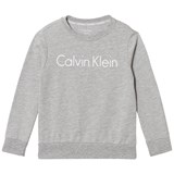 Calvin Klein Grey Branded Sweatshirt
