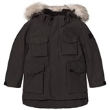 Molo Parker Jacket Pirate Black