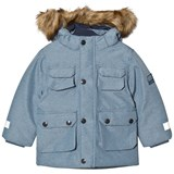 Molo Horizon Jacket Bluestone