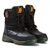 Hummel Snow Boot Low Jr Black