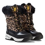Hummel Snow Boot Leo Jr Black