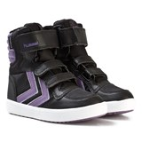 Hummel Stadil Super Poly Boot Jr Montana Grape