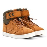 Hummel Splash Mid Jr Glazed Ginger