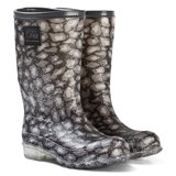 Petit by Sofie Schnoor Rubber Boot W. Lining Leo Glitter