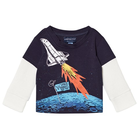 Andy & Evan Space Bandits T-Shirt