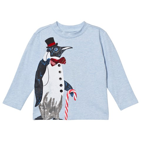 Andy & Evan Holiday Penguin T-Shirt