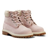 Timberland Kids Pink Premium Waterproof Infant Boots
