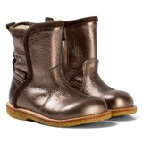 Angulus Bronze Waterproof Boots with Merino Lining