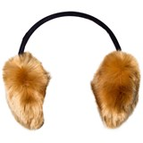Hucklebones Chestnut Brown Faux Ear Muffs