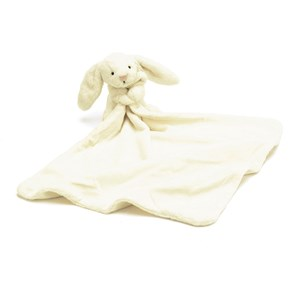 Jellycat Bashful Cream Bunny Soother OneSize