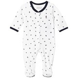 Tommy Hilfiger White Branded Babygrow