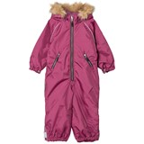 Ticket To Heaven Suit Snowbaggie With Detachable Hood Amaranth