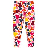 Lands' End Multi Hearts Print Ankle Leggings