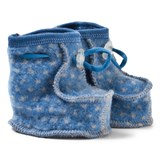 Joha Booties Double Layer Blue
