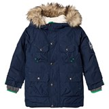 Lands' End Navy Boys Expedition Parka