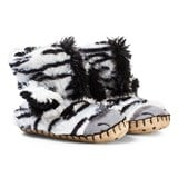 Hatley Zebra Kids Slippers