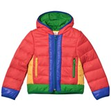 Tootsa MacGinty Red Packaway Puffa Jacket