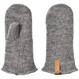 Reima Mittens (Knitted) Pyry Melange Grey