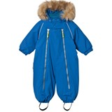 Ticket To Heaven Skydiver Blue Snowsuit With Detachable Hood