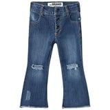 The BRAND 70´th Denims Light Blue Denim With Checked Flanell