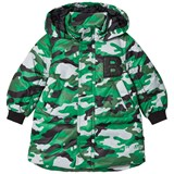 The BRAND Puff Down Parka Light Camo
