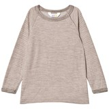 Joha Brown Long Sleeve Tee
