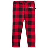 The BRAND Leggings Checkered Red