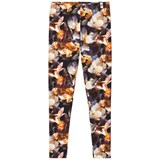 Popupshop Leggings Flower AOP