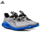 adidas Grey Alphabounce Junior Trainers