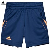 adidas Performance Navy Barricade Tennis Shorts