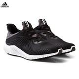 adidas Black Alphabounce Junior Trainers