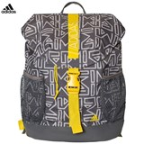 adidas Performance Grey Abstract Print Backpack