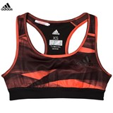 adidas Coral Printed Performance Training Sports Bra