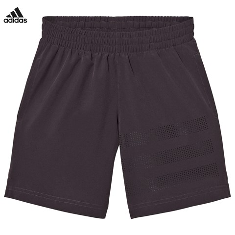 adidas Performance Black Training Shorts