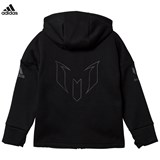adidas Performance Black Messi Zip Jacket