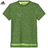 adidas Green Messi Performance Tee