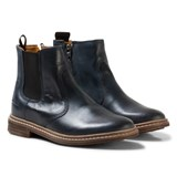 Pom D'api Navy Brother Jodzip Boots