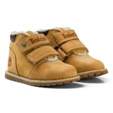 Timberland Kids Wheat Velcro Pokey Pine