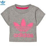 adidas Originals Grey Infant Logo Tee