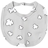 Tobias & The Bear Grey Clouds Bib