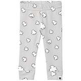 Tobias & The Bear Pale Grey Coloured Base Clouds Leggings
