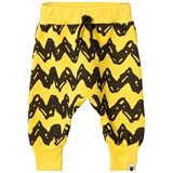 Tobias & The Bear Mustard Yellow Charlie Brown Loopback Joggers