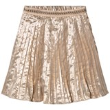 Velveteen Rose Gold Paola Skirt