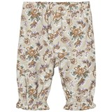 Noa Noa Miniature Floral Silver Lining Trousers