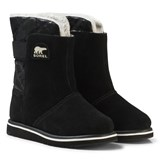Sorel Yooth Rylee Black Light Bisque